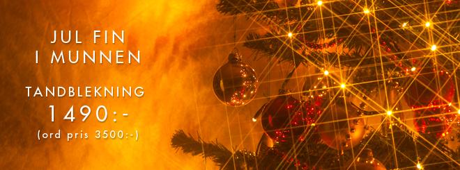 Jul hos Boulevardtandläkarna